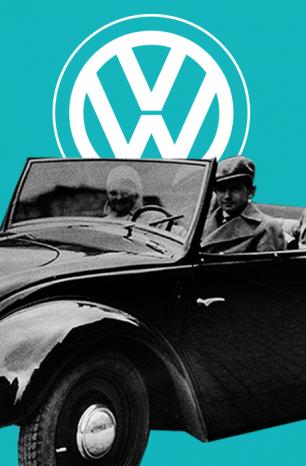 4 curiosità sul marchio Volkswagen
