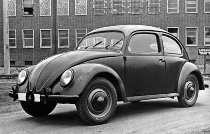 Emilcar blog - curiosità Volkswagen - storia