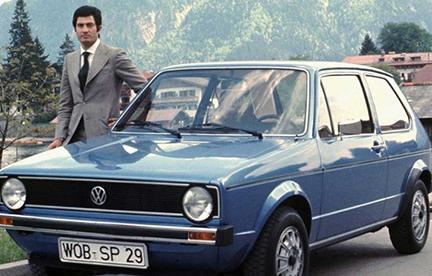 Emilcar blog - curiosità Volkswagen - Giugiaro