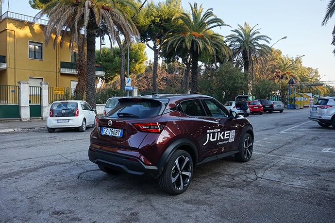 Nuovo Juke Emilcar - San Benedetto del Tronto