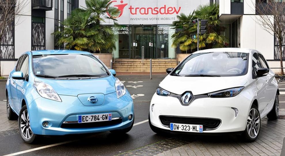 Emilcar_curiosità Nissan -Renault e Transdev