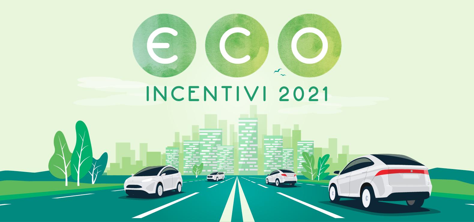 ecoincentivi auto 2021