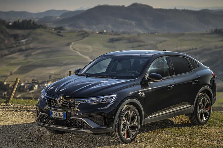 emilcar_Renault ARKANA paesaggio
